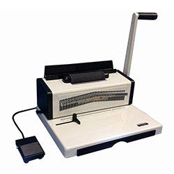 (Tamerica OPTIMUS-46i Coil Binding Machine)