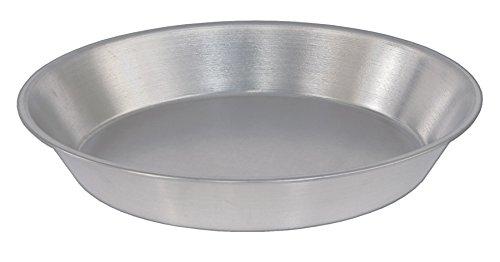 Crestware PP10 Aluminum Pie Pan, 10