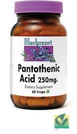 Acide pantothénique 250mg - 60 -