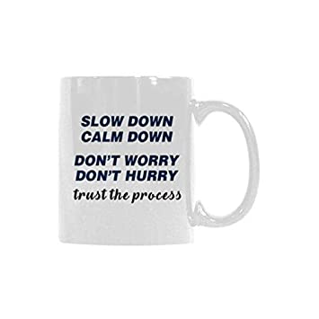 Amazoncom Interestprint Inspirational Quotes Slow Down Calm Down