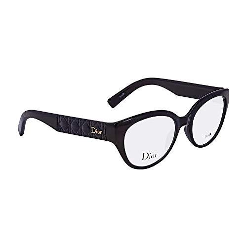 Christian Dior Eyeglasses 3264 EDU Blue Spiegel 51 mm ()