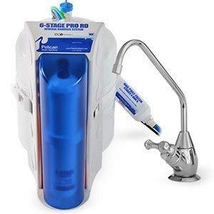 Pelican 6-stage purificador de agua Ro sistema de ósmosis inversa ...