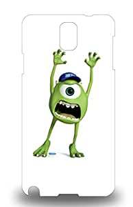 Premium Galaxy American Mike Wazowski Monsters University Popeyes 3D PC Case For Galaxy Note 3 Eco Friendly Packaging ( Custom Picture iPhone 6, iPhone 6 PLUS, iPhone 5, iPhone 5S, iPhone 5C, iPhone 4, iPhone 4S,Galaxy S6,Galaxy S5,Galaxy S4,Galaxy S3,Note 3,iPad Mini-Mini 2,iPad Air )