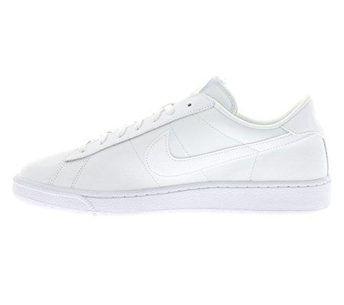 Da Uomo Classic Nike Tennis Bianco Scarpe Cs qTZwUP