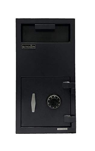 Southeastern Cash Drop Depository Safe with UL Listed Mechanical Combination Lock by Southeastern (Image #2)