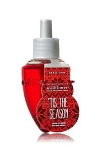 "Bath & Body Wallflowers Fragrance Bulb ""'Tis the Season"" Single Bulb Refill"