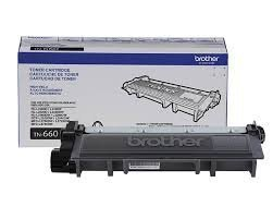 Brother TN660 Toner cartridge black 1pack in retail packaging
