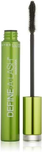 Maybelline New York Define-A-Lash Lengthening Washable Mascara, Very Black, 0.22 Fluid Ounce