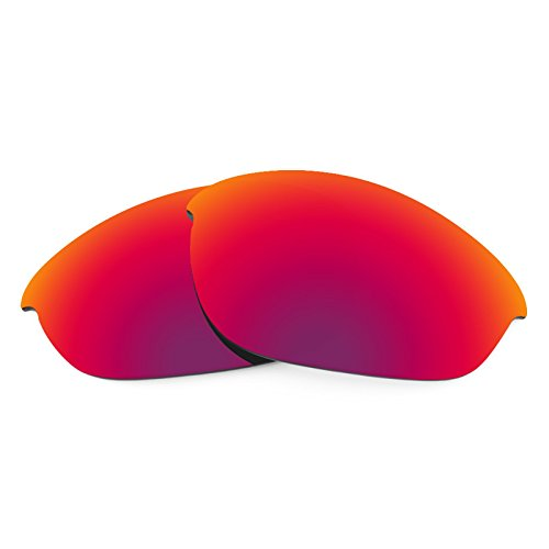 Revant Polarized Replacement Lenses for Oakley Half Jacket Midnight Sun ()