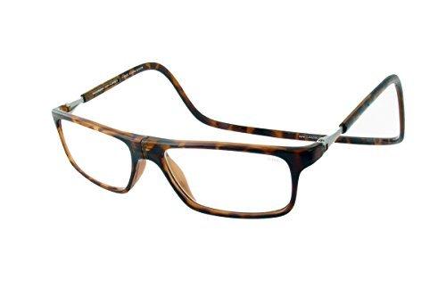 clic-executive-single-vision-full-frame-designer-reading-glasses-tortoise-200