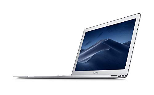 Apple MacBook Air (13-inch, 8GB RAM, 128GB Storage, 1.8GHz Intel Core i5) - Silver - - Laptops4Review