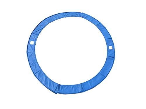 Pad Round Skirt - Trampoline Pads (Blue, 12 ft Round)