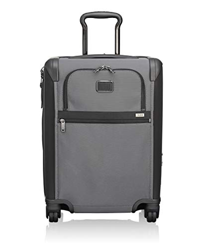 TUMI - Alpha 2 Continental Expandable 4 Wheel Carry-On Luggage - Rolling Suitcase for Men and Women...