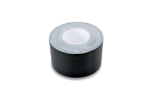 Hosa GFT-459 Gaffers Tape, Black, 4 in x 60 (4in Cable Tape)