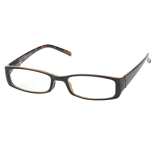MLC Eyewear ® 'Brion' Rectangle Reading Glasses +1.50 in - Ray Bans Boots