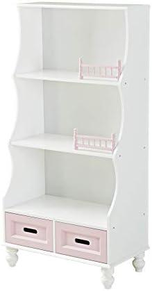 YFDZONE Kids Bookcase