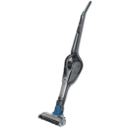 (BLACK+DECKER HSVJ520JMBF61 Stick Vacuum, Titan Blue)