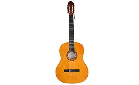 Memphis 851N - Guitarra Clásica, color Natural: Amazon.es: Instrumentos musicales
