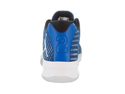 Nike Jordan B. Fly Baloncesto Guantes Sport zapatillas para hombre Blau (Soar/Black/White)