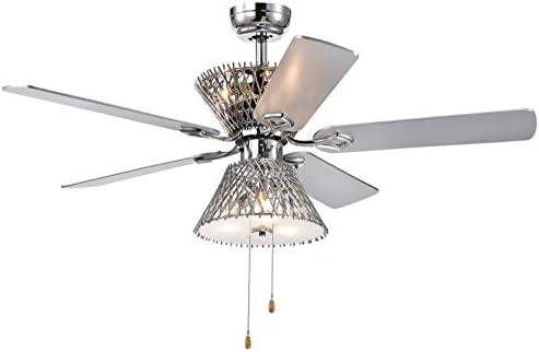 52″ Vintage Ceiling Fan