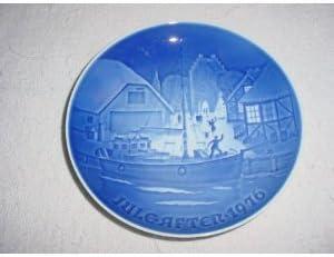Bing /& Grondahl 1971 Christmas Plate