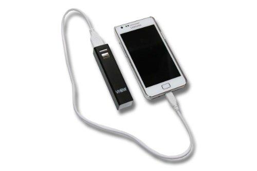vhbw Cargador portátil Micro USB batería USB Externa ...