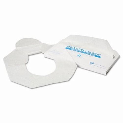 Health Gards Toilet Seat Covers - 2500 Covers/Carton (2 Cartons) by Hospeco