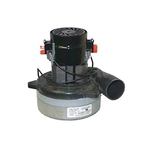 "LifeSupplyUSA New Central Vac Vacuum Cleaner Motor Compatible with Ametek Lamb 119631, 116210, 116420-13, 116474 and Most 5.7"" Inch"