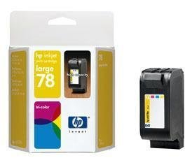 HP 78 InkJet Ink product image