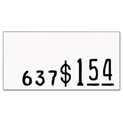 - MNK925036 - Monarch Marking Pricemarker 1110 One-Line Labels