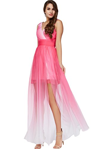 Missdressy - Vestido - trapecio - para mujer B