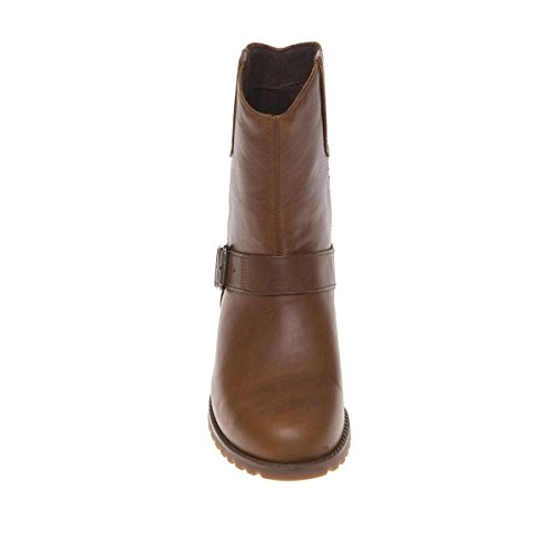 Timberland Bottes Banfield Mid Pull On Brown Marron