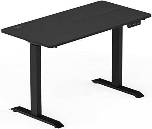 Cheap SHW Electric Memory Preset Height Adjustable Computer Desk modern office desk for sale