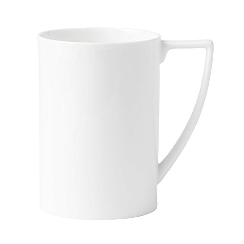 Wedgwood 50191309558 Jasper Conran White Bone China Mug 0.85 Pt