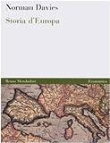 Storia d'Europa vol. 1-2
