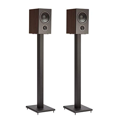 Pangea Audio DS100 All Steel Speaker Stand Pair (36 Inch)
