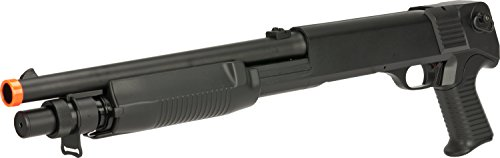 (Evike - CYMA M3 3-Round Burst Multi-Shot Shell Loading Airsoft Shotgun (Model: Short))