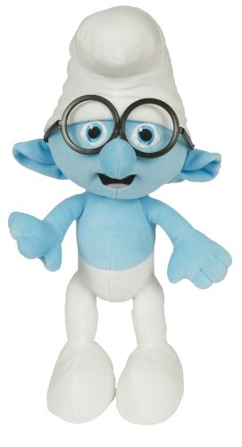Movie Smurfs Plush Figure Doll product image