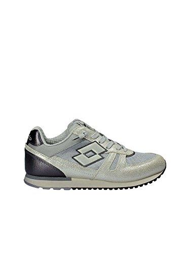 Donna T0878 Grigio Leggenda Sneakers Lotto HwO7KYqSpA
