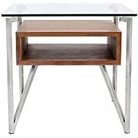 Modern Walnut Malmo End Table