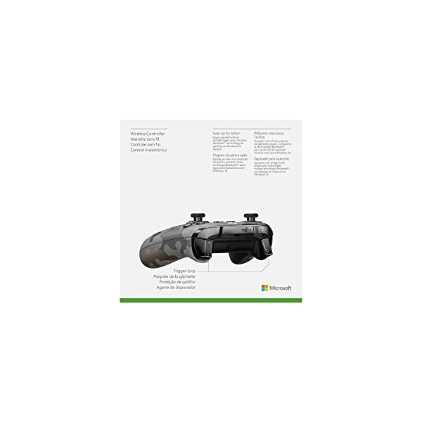 Xbox Wireless Controller – Night Ops Camo Special Edition 8