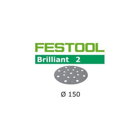 Abrasifs STF D150 mm pour peintures et vernis FESTOOL