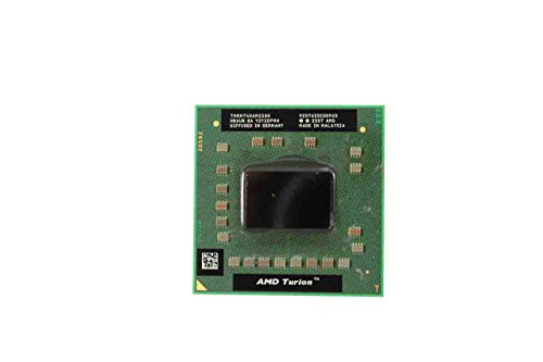 - AMD Turion 64X2 RM-72 2.1GHz AMD64 Socket S1, S1G2 Laptop Processor TMRM72DAM22GG