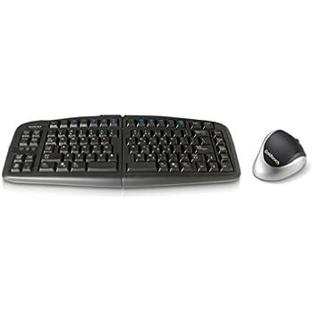 goldtouch gtf krh b v2 wired adjustable keyboard and wireless comfort mouse bundle. Black Bedroom Furniture Sets. Home Design Ideas