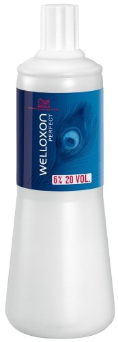 Wella Welloxide Developer 20 Volume 33 oz. (Pack of 6) by Wella