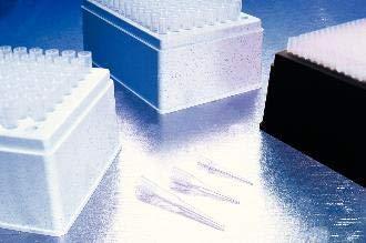 379505 - Biomek Pipette Tips for Biomek Liquid Handlers, Beckman Coulter - Biomek Span-8 P20 Tips - Case of 960