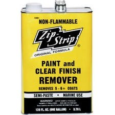 Absolute Coatings Inc Gal Zip Strip Remover (Pack Of 2) Paint & Varnish Removers