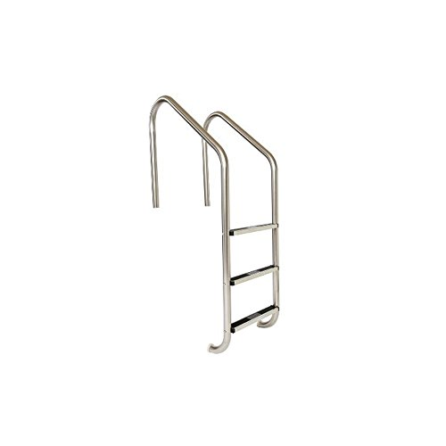 (S.R. Smith VLLS-103S 3-Step Elite with Stainless Steel Steps Pool Ladder, Stainless Steel)