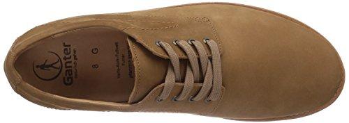Ganter GREGOR, Weite G - Zapatos de cordones para hombre Mehrfarbig (nougat 2500)