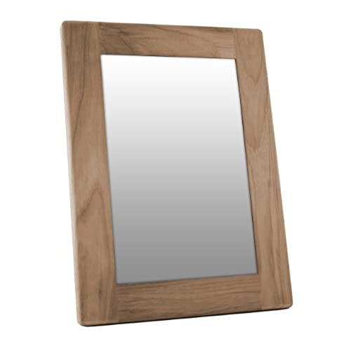Wood Bathroom Mirror: Amazon.com
